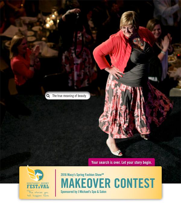 KDF 2016 makeover contest